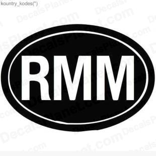 RMM country sign listed in useful signs decals.