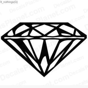 Diamond listed in other decals.