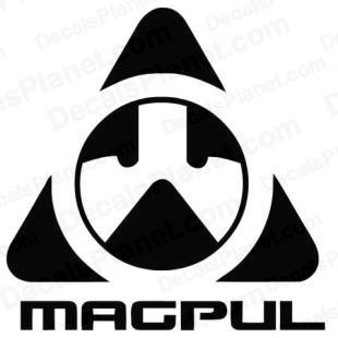 Magpul Dynamics Logo Decal Vinyl Decal Sticker Wall