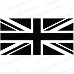Britain flag listed in other decals.