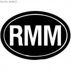 RMM country sign