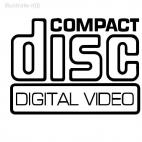 Compact disc digital video